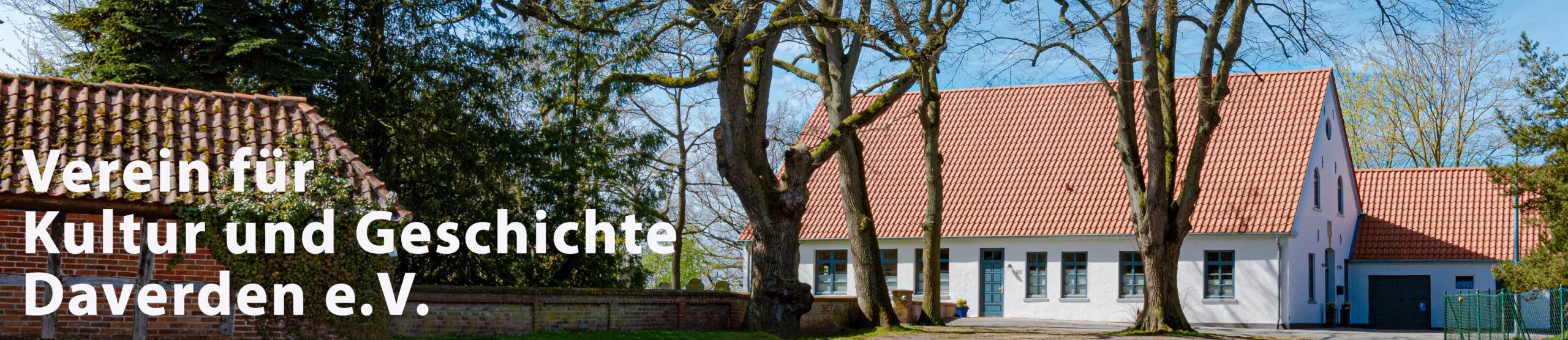 Verein für Kultur und Geschichte Daverden e.V.